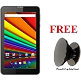 [Sponsored]IKALL N9 7 Inch 3G Calling Tablet (1GB, 8GB) With Freebie Phone PoP-up Grip/Stand - Black