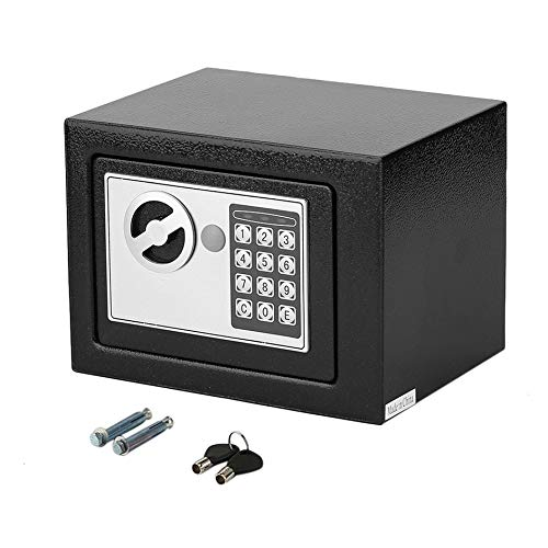 Eduton 4.6L Home Digital Electronic Security Box Wandart Schmuck Anti-Diebstahl-Box Heavy Duty Digital-kameras