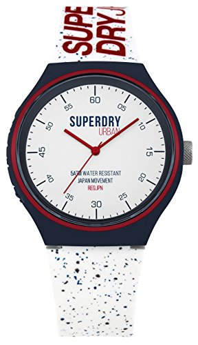 Superdry Unisex Erwachsene-Armbanduhr SYG227W