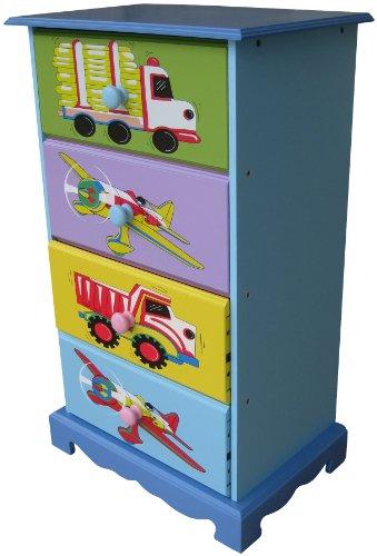 Liberty House Toys- Cassettiera trasportabile per giocattoli