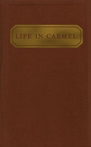 Life in Carmel (English Edition)