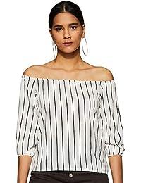 4371cbd10c7 Amazon.in: Off Shoulder tops: Fashion