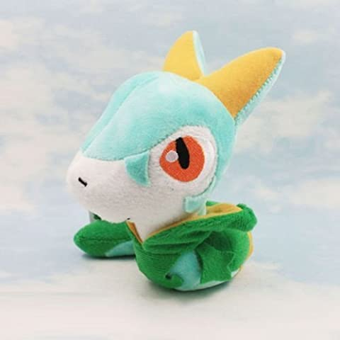 Pokemon Plush Serperior 7