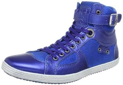 Kickers America 238293-60, Herren Sneaker, Blau (bleu 5), EU 42