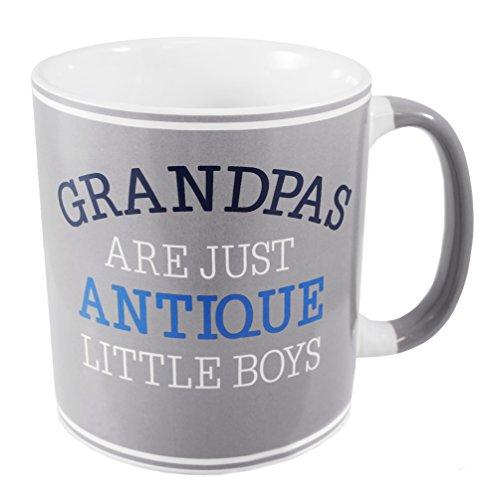 Kaffeebecher Grandpas are Just Antique Little Boys, 570 ml