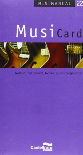 Musicard.22 (Minimanual)