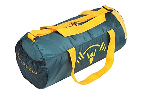 Pole Star Polyester 20 Ltrs Green Gym Bag