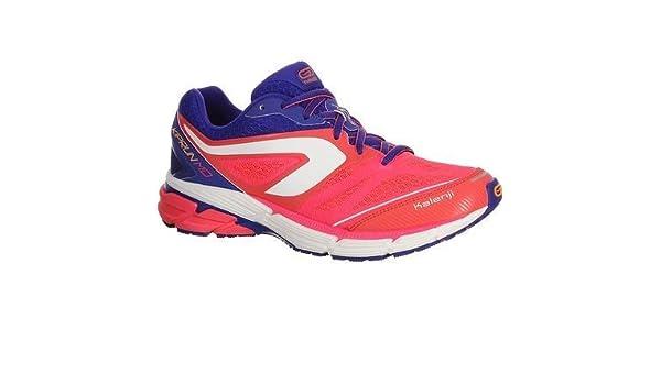 6f7e36d792e KALENJI LADIES  KIPRUN MD RUNNING SHOES PINK NEUTRAL BLUE (3)  Amazon.in   Shoes   Handbags