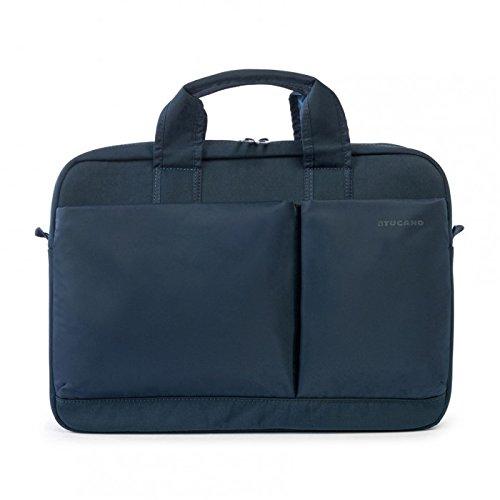 Tucano bpb15-B PIU Laptop Borsa per notebook, 38,1cm (15pollici) Blu