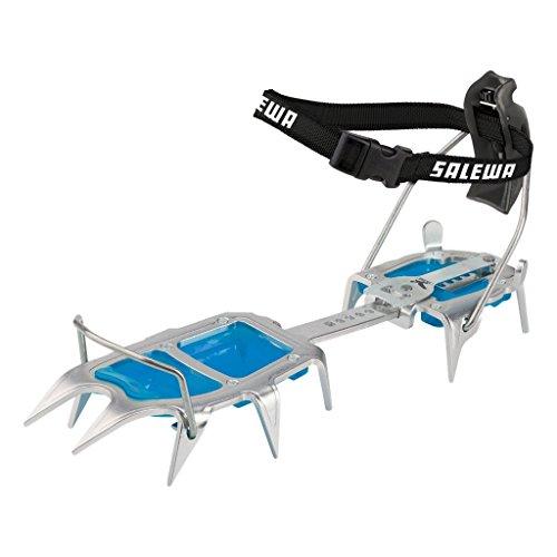 SALEWA Steigeisen Alpinist Step-In, Steel/Blue, 00-0000000816_999