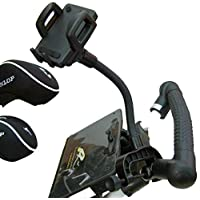 Buybits Bras Flexible Pince Support Chariot Golf pour Garmin Approach G7 & G8