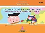 Di che colore è il gatto Pof? - Welche Farbe hat der Kater Pof?: Italiano - Deutsch
