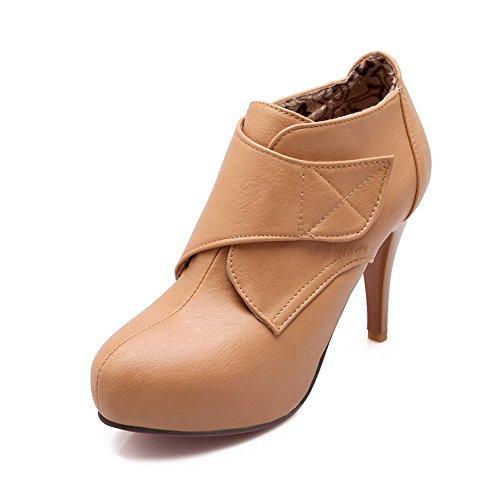 Chaussures BalaMasa abricot femme j9ZUX0FiH