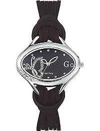 GO Girl Only Damen-Armbanduhr Analog Quarz Leder 696790