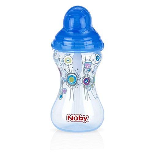 nuby-flip-it-no-spill-designer-tazza-con-cannuccia-300-ml-12m-1-pezzo