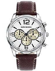 Reloj Mark Maddox Hombre HC6018-05 Multifunción Piel