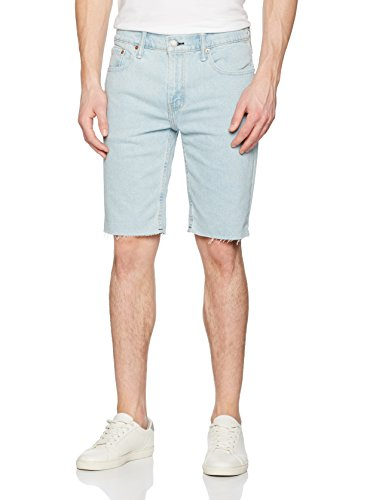 Levi's Bermudas Denim 511 Slim Cut Off hellblau W30