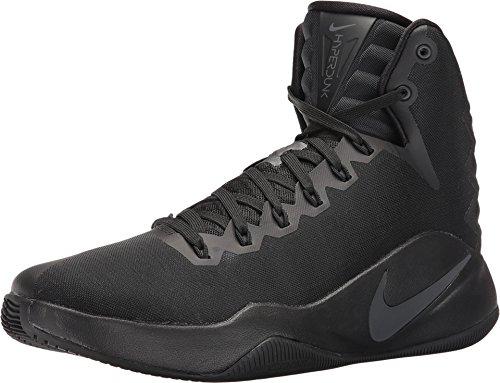 Nike Herren Hyperdunk Basketballschuhe, Schwarz, 42 EU