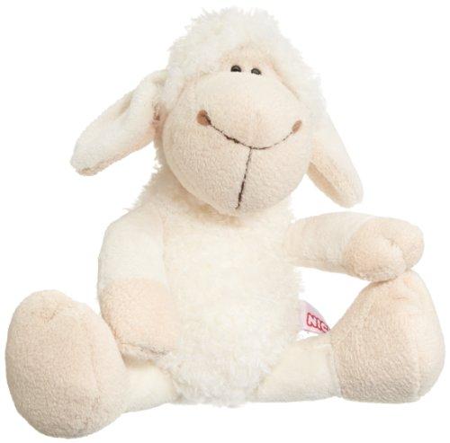 Nici 35770 - Dress your Friends - Schaf aus Plüsch, Schlenker, 25 cm, weiß (Abc Party Kostüme Für Mädchen)