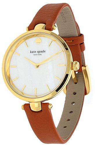 Kate Spade New yorkholland-Uhr-Braun