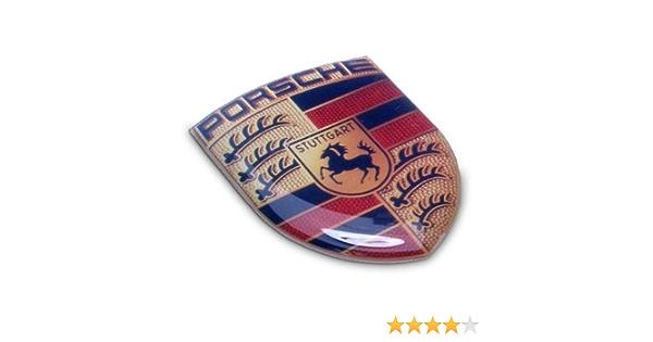 Porsche Wappen Aufkleber 3d Original Porsche Teil Auto