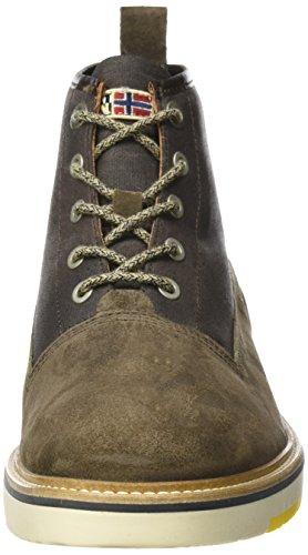 NAPAPIJRI FOOTWEAR Herren C4 Chukka Boots Beige (Elephant/Brown)