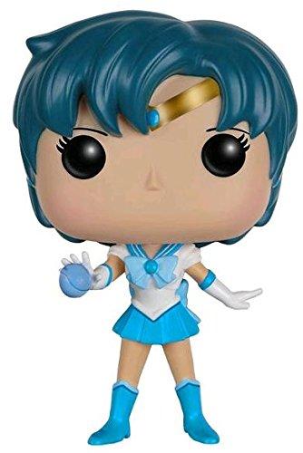 Funko Pop Mercury (Sailor Moon 91) Funko Pop Sailor Moon