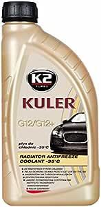 K2 Kühlerfrostschutz Fertiggemisch, G12 / G12plus, long