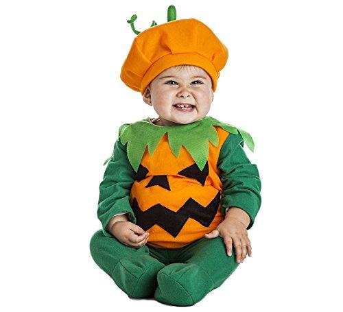 Imagen de disfraz calabaza bebe talla 7 12