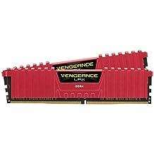 Corsair CMK8GX4M2B3000C15R Vengeance LPX Kit di Memoria RAM da 8