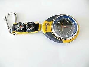 Taschenuhr K&R Präzisionshöhenmesser Everest