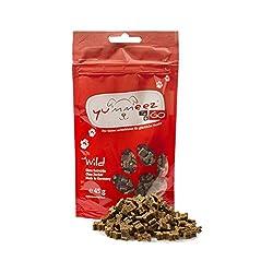 Yummeez Hundesnack To Go Wild 45g Größe 12 X 45g