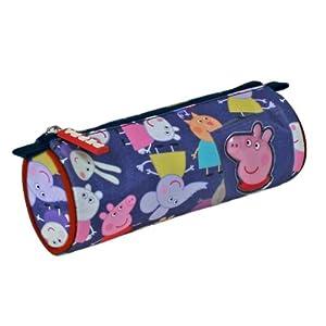 Portatodo Peppa Pig Characters cilindrico