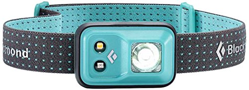 Black Diamond Cosmo Headlamp Salt Water / Outdoor Stirnlampe mit Rotlicht und Dimmfunktion / Batteriebetrieben, max. 200 Lumen