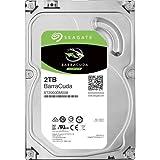 Seagate ST2000DM008 Interne Festplatte, 2 TB Silber
