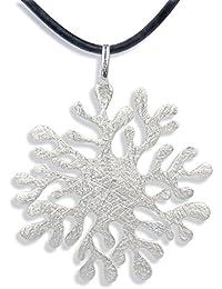 Halskette Sonne 925 Sterling Silber - NOBEL SCHMUCK
