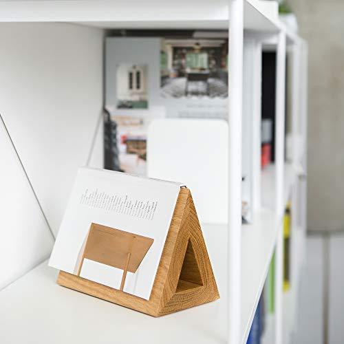 BOOK HOOK – BUCHABLAGE aus Holz/Birke - 4