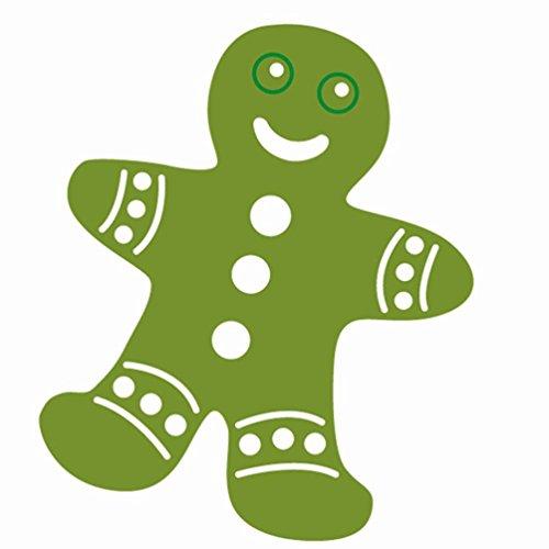 ägung Formen Schablone Weihnachten Halloween Deco Serie, aus Carbon Stahl–für Papier Karte Scrapbooking Album Art Craft Geschenk, Karbonstahl, silber, D (Diy Deco D'halloween)