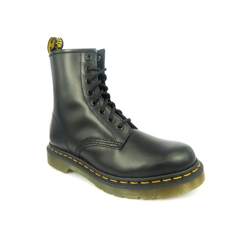Dr Martens 8 EyeLet 1460 Smooth Womens Work Safety Boots Mens Sizes...