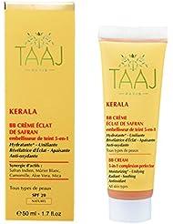 Taaj Kerala BB Crème Eclat de Safran 50 ml - Teinte : Naturel