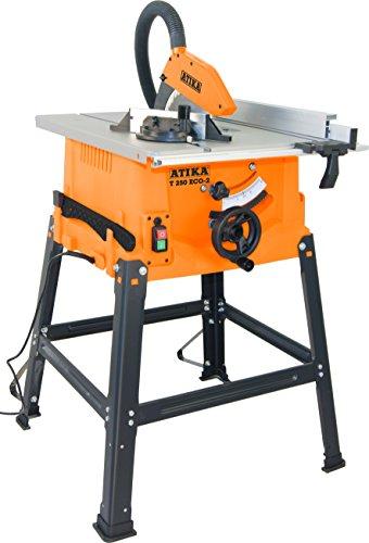 Preisvergleich Produktbild ATIKA Tischkreissäge Tischsäge Kreissäge Holzsäge T 250 ECO-2 ***NEU***