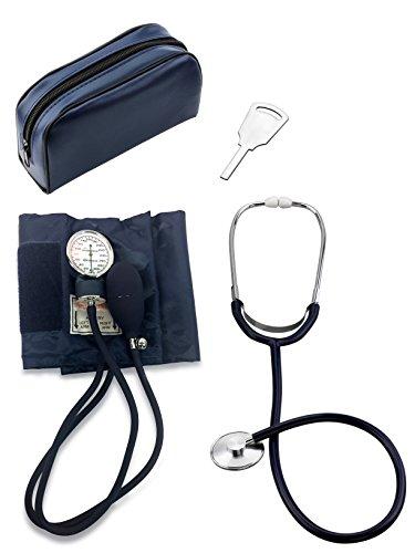 Primacare Classic Blutdruck-Messgerät mit D-Ring-Manschette für Erwachsene Large