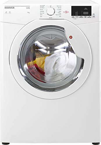 Hoover HLV9DG Freestanding C Rated Vented Tumble Dryer - White