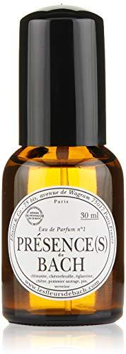 Elixirs & Co Eau d'Elixir Présence (s) Eau de Parfum N° 1 aux Fleurs de Bach BIO 30 ml
