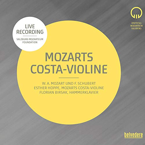 Violin Sonata No. 35 in A Major, K. 526: II. Andante (Live)