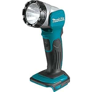 Makita DEADML802 Lampe de travail LED Noir/turquoise/blanc