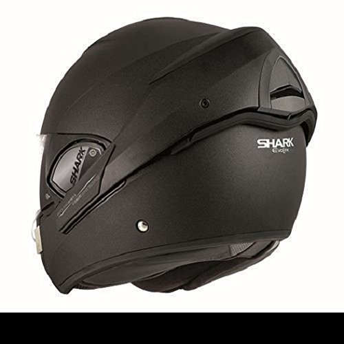 Shark Casco, color Negro, talla XL