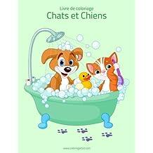 Livre de coloriage Chats et Chiens 1