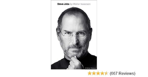 Steve Jobs Amazon Co Uk Walter Isaacson 9781451648539 Books