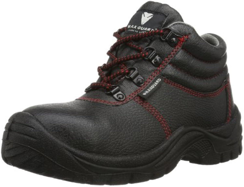 Maxguard ADAM 900116 - Zapatos de protección de cuero para unisex-adultos